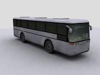 Low Polygon Coach 1