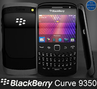 BlackBerry Curve 9350 Smartphone