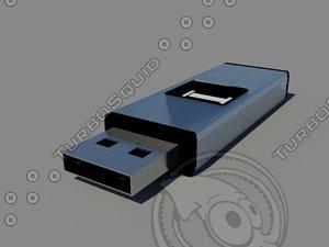 3ds max flash drive