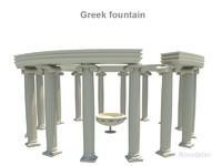 greeks fountains x