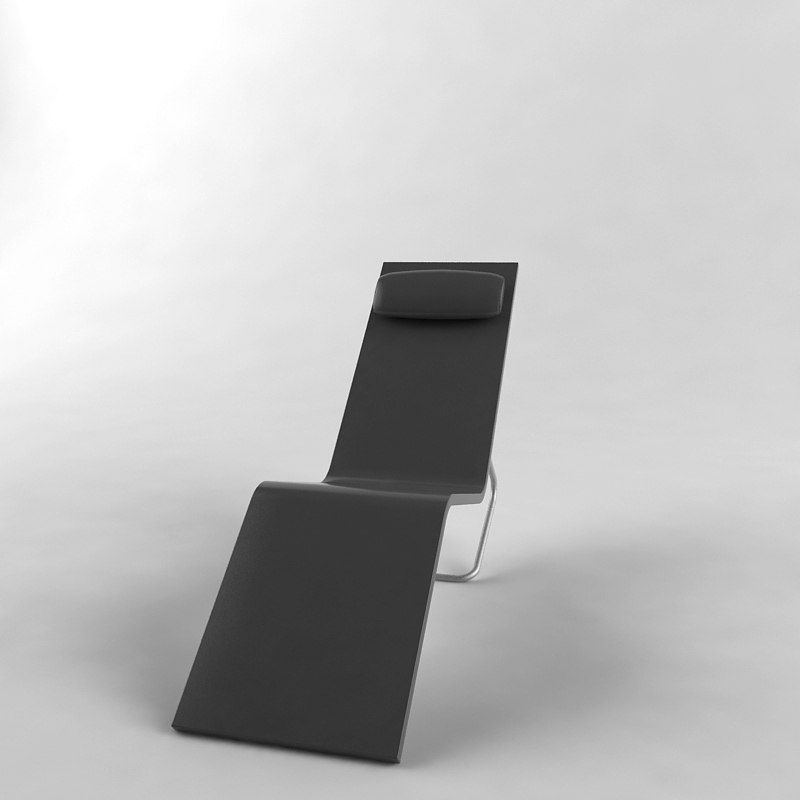 vitra msv chaise max