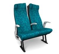 Bus Passenger Seat
