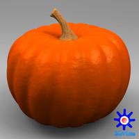 obj pumpkins