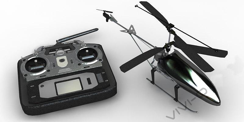 control copt 3d max