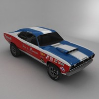 70 Sox & Martin Plymouth DUSTER