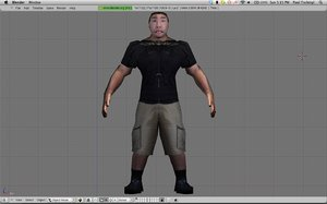 3ds max rig