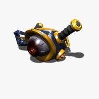 Space Gun - Rapid Nuker
