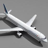 Airbus A321 AirFrance