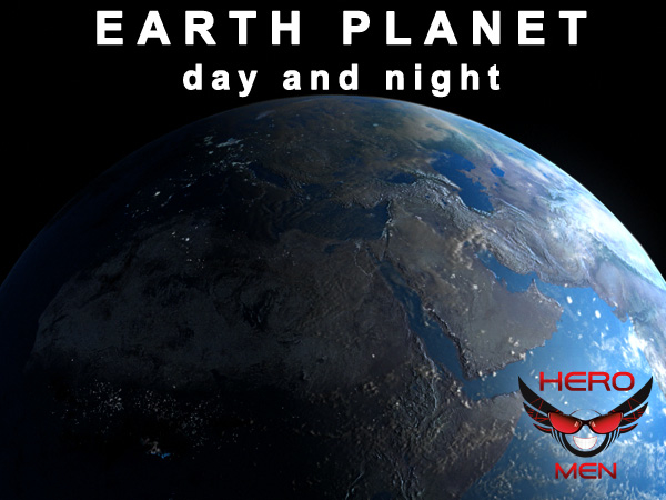 max globe earth