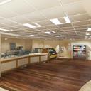 Hospital Food Court
