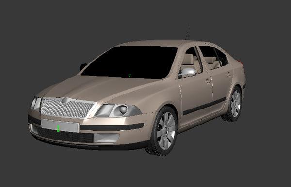 skoda octavia 2005 max