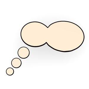 3dsmax speech bubble