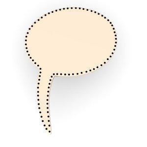speech bubble 3d 3ds
