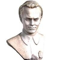 3d monument bust gaidar