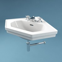 bathroom sink duravit 3d max