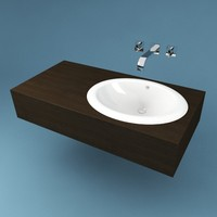 Bathroom Sink Simas wb063