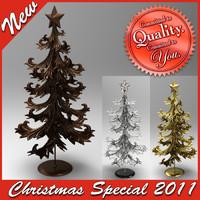 christmas tree fbx