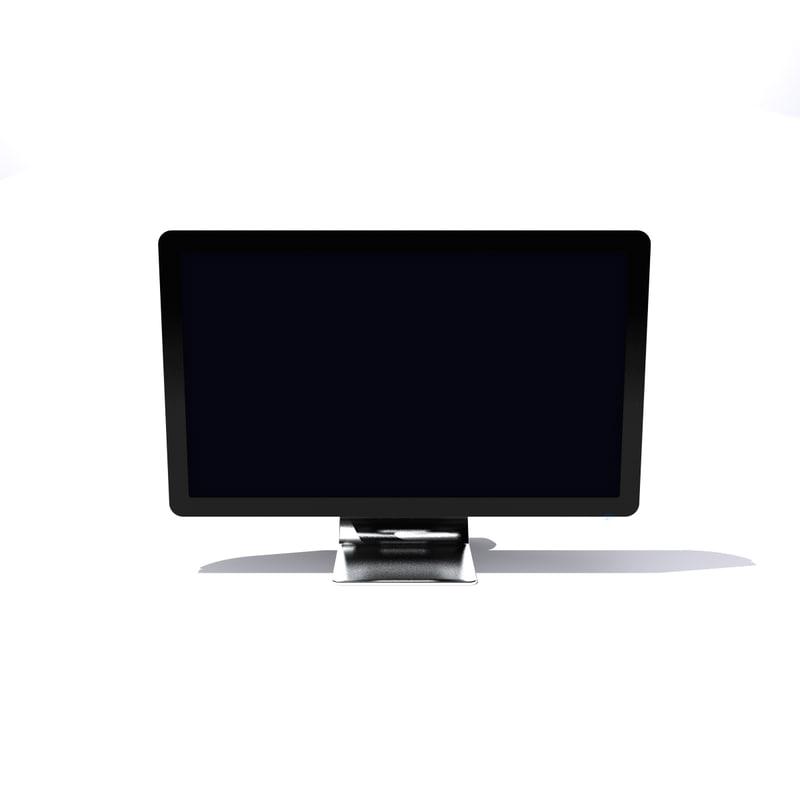 3d computer screen