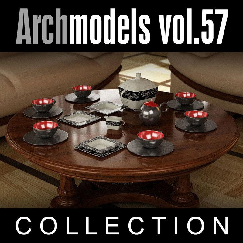 archmodels vol 57 3d max