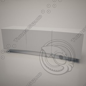3ds cattelan italia bay sideboard