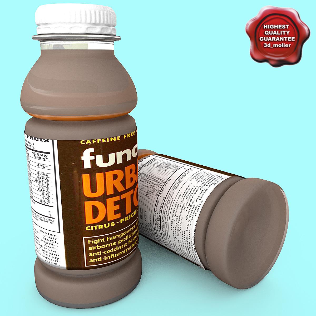 3d function drink urban detox