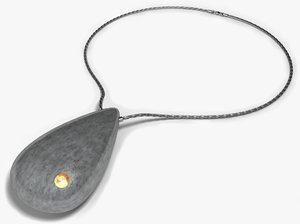 3d c4d stone gemstone