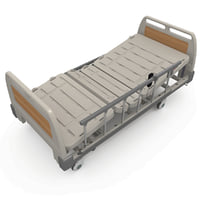 intensive care hospital bed max
