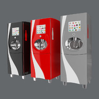 3d model coca cola freestyle
