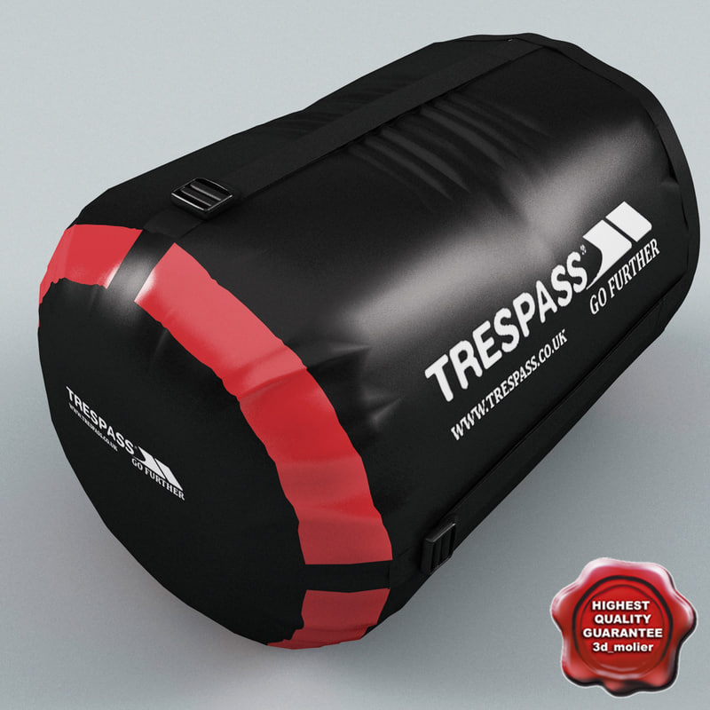 sleeping bag trespass v2 3ds