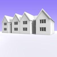 BRITISH 2 STOREY SEMI DETACHED HOUSE UNIT 2