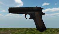 free x model gun blender