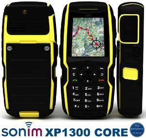 3d sonim xp1300 core heavy