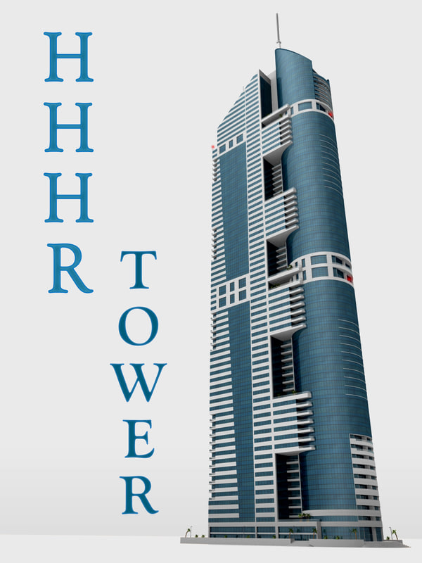 3d hhhr-tower dubai details