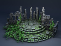 Stone sanctuary