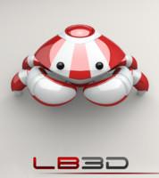 Scutter Webcrawler Crab Robot