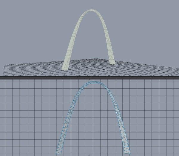 lightwave st louis arch