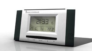 digital alarm 3d ma