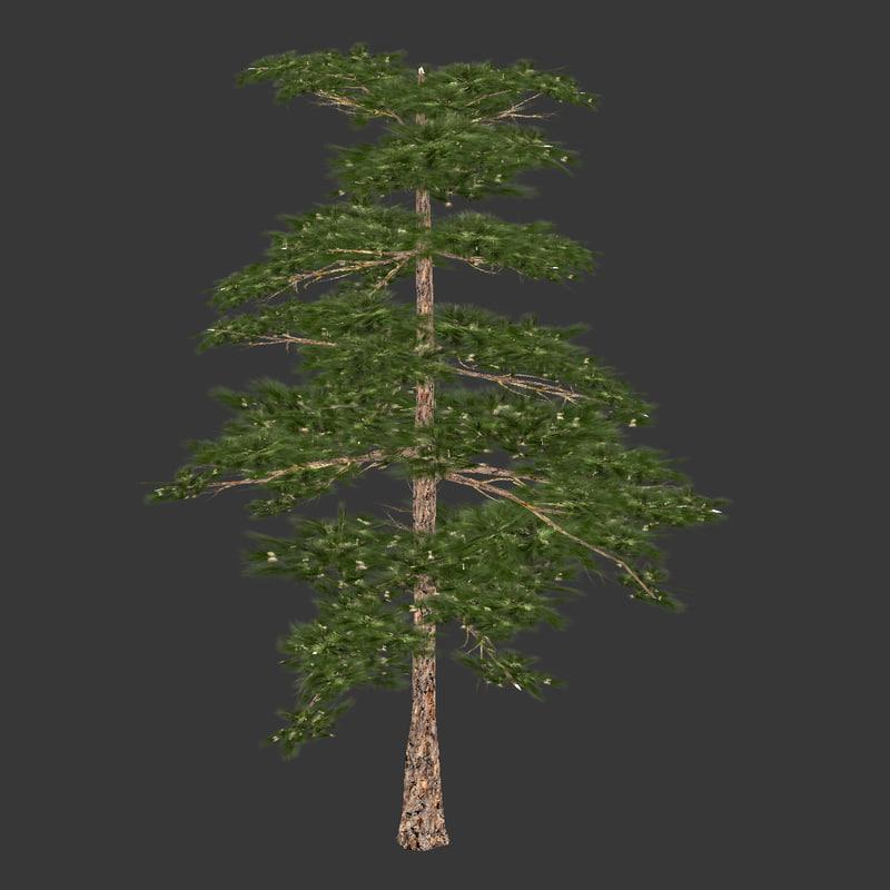 3d model tree games environments