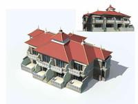 3ds max exterior rendering