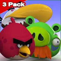 angry bird elder 3 3ds