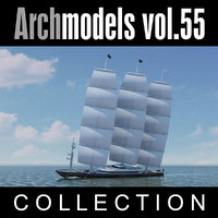 archmodels vol 55 3d model