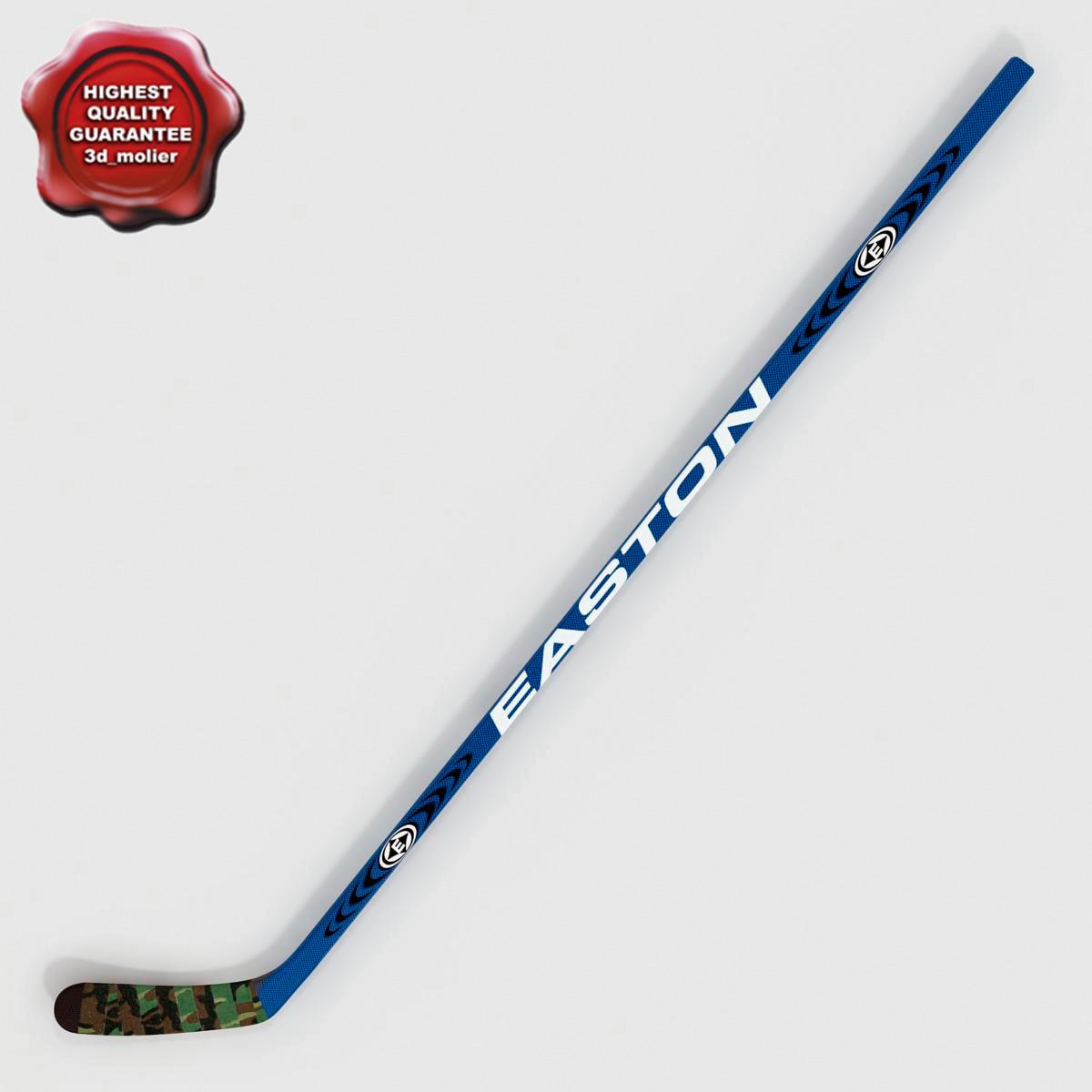 3d hockey stick v6