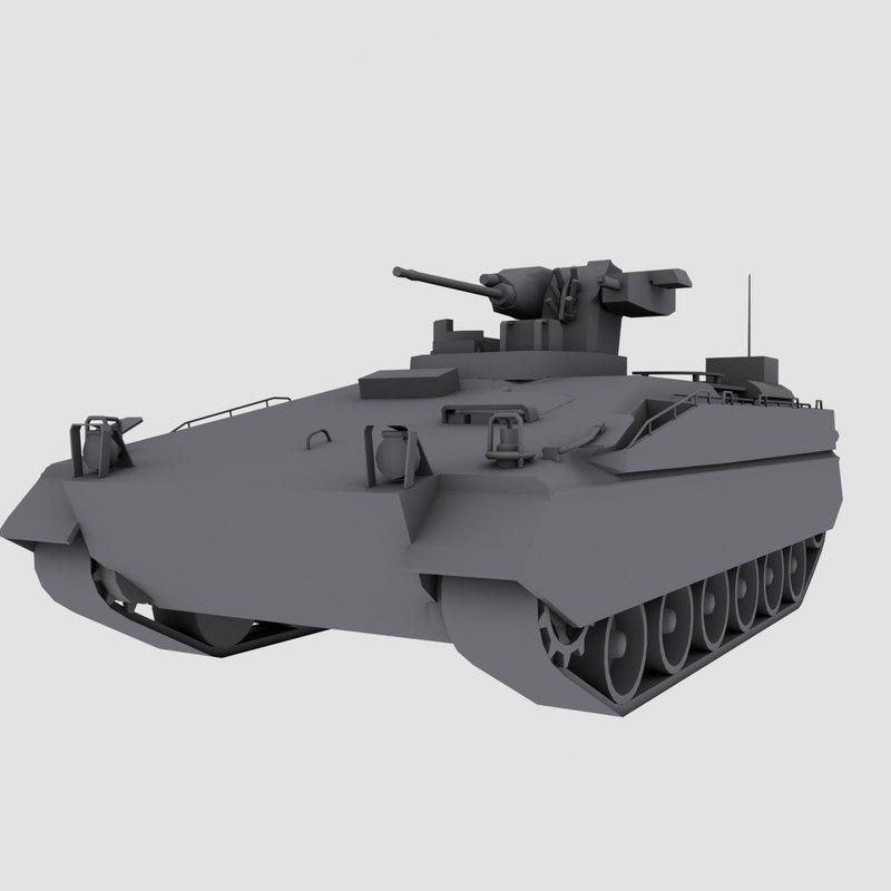games military 3d max