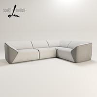 Slice Corner Sofa