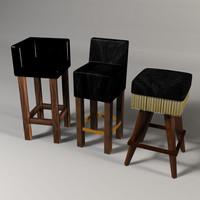 maya bar stools