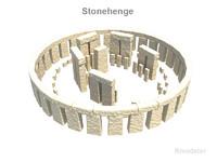stonehenge stones 3ds