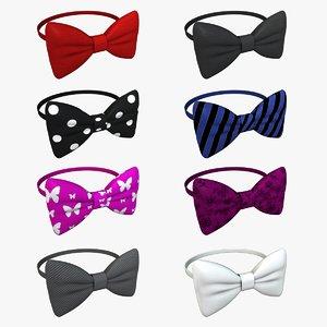 bow tie 3d max