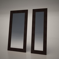 3ds cattelan italia callisto mirror