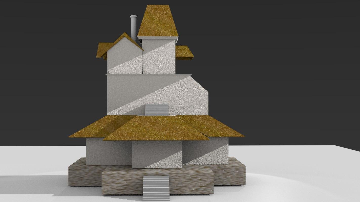 blender house