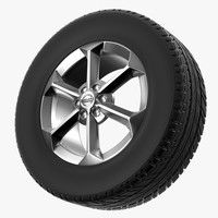 Nissan R17 Wheel